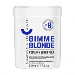 GIMME BLONDE - Bleaching...